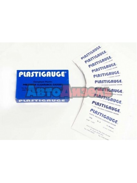 Калибр пластиковый PL-B 0,100-0,250 мм
