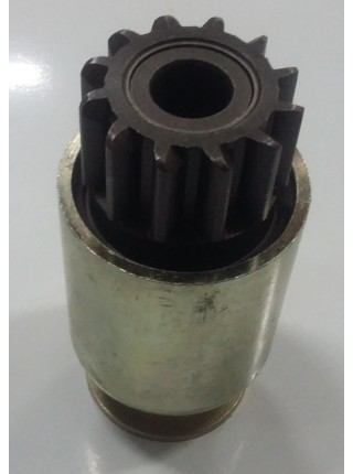 Бендикс на стартер 12/19 зубьев высота 112 мм погрузчик XCMG 955 2010-2011 г/в Dong Feng