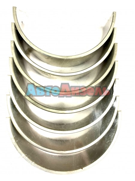 Вкладыш коренной стандарт двиг:SC8D/6114B/6С215-2/D6114ZG9B(D02A-110-01A+A)(D02A-112-01+A)