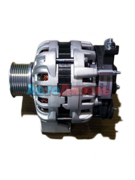Генератор 8PK 612600090816  28V/80A SHAANXI F3000 EURO3