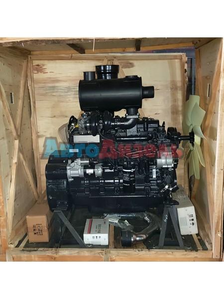 Двигатель SHANGCHAI D9 220 л.с (оригинал) XCMG ZL50 LW500