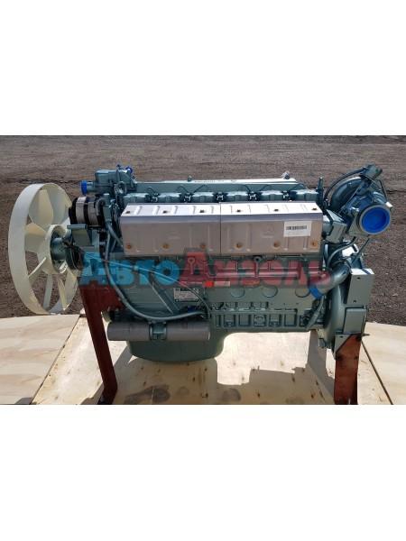 Двигатель WD615.47, 371 л.с. 1-ой комплектности с навесным оборудованием HOWO