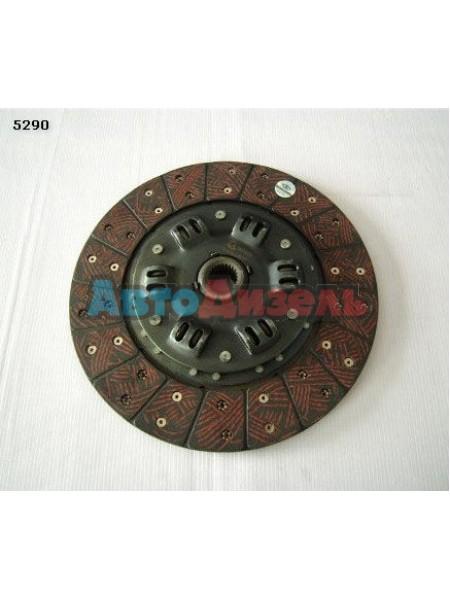 Диск сцепления Ф275х25 мм (24 зуба) JAC