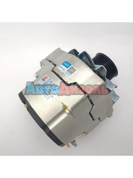Генератор 6PK VG1560090011  JFZ2546 28V/55A HOWO EURO3  XINMENGWEI