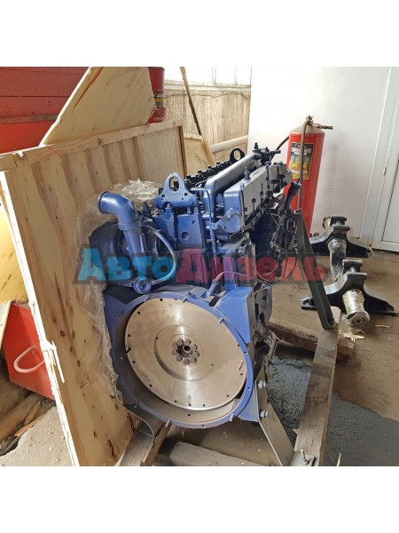 Двигатель WP10 (WD615) 340 л.с. 1-ой комплектности WEICHAI №190107471906 б/у (обкатанный)